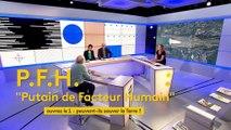 """Le """"putain de facteur humain"""" : l'explication d'Hubert Reeves sur l'inaction des hommes face à l'état de la Terre"""