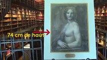 """La Joconde nue"", une oeuvre de Léonard de Vinci ?"