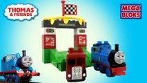 Thomas and Friends Mega Bloks Thomas and Bertie Ffarquhar Station Playset || Keiths Toy Box