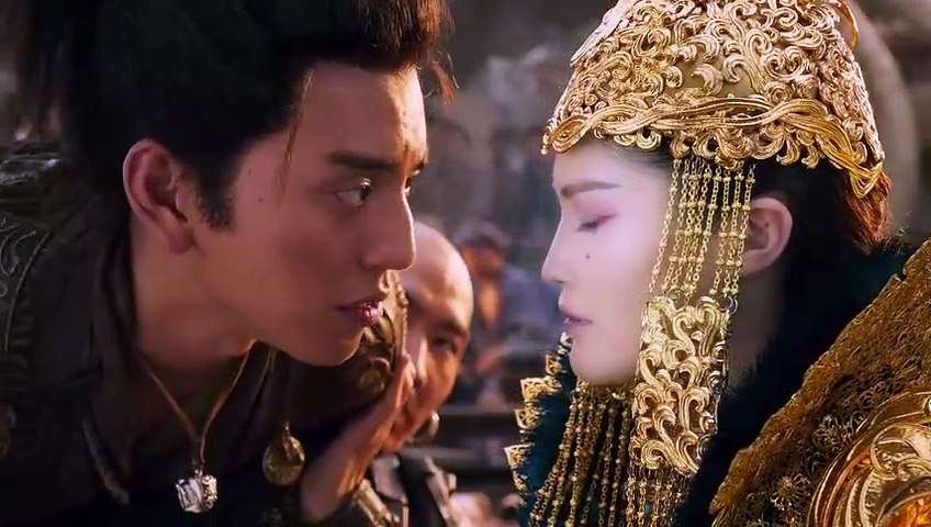 Watch Legend of the Naga Pearls (2017) Full Movie Chinies Language Part 1