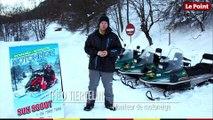 La montagne insolite #7 : la motoneige, montagne mécanique