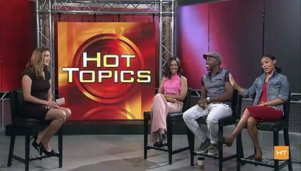 Jada Pinkett Smith, Regina Hall and Will Packer chat about new comedy, 'Girls Trip' | Hot Topics