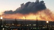 El Gobierno de Asturias decide no abrir expediente sancionador por la nube contaminante de Gijón y Carreño