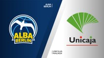 ALBA Berlin - Unicaja Malaga Highlights | 7DAYS EuroCup, QF Game 3