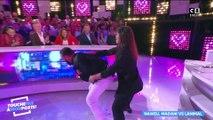 La danse très sexy de Nawell Madani et de Cyril Hanouna !