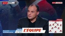 Ennjimi «Il n'y avait pas penalty» - Foot - C1 - Barça-Lyon