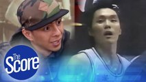Iba Yung Yabang ni Joseph Yeo - Arwind Santos | The Score