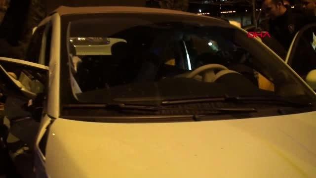 Karaman - Yeni Satın Aldığı Otomobiliyle Kaza Yaptı, Kaskosunu Sordu