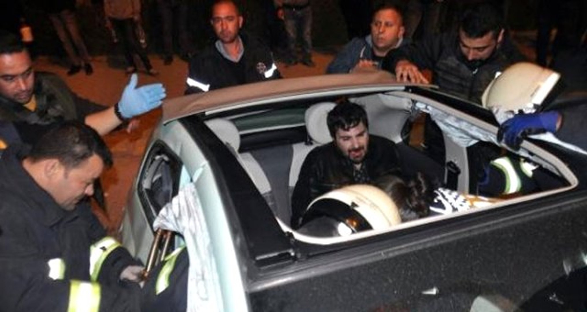 Yeni Satın Aldığı Otomobiliyle Kaza Yaptı, Kaskosunu Sordu
