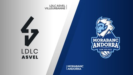 7Days EuroCup Highlights Quarterfinals, Game 3: ASVEL 80-82 MoraBanc