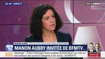 """Pour la tête de liste LFI aux élections européennes Manon Aubry, """"le défi est celui de la mobilisation"""""""