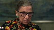 New York Authorities Investigate Graffiti On Ruth Bader Ginsburg Poster