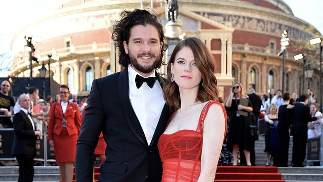 Kit Harington and Rose Leslie's Adorable Love Story.