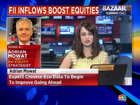 Expect foreign investments will continue to rise in India: Adrian Mowat