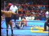 Chavo Guerrero/El Dandy/El Texano vs Angel Azteca/Americo Rocca/Javier Cruz (CMLL March 11th, 1990)