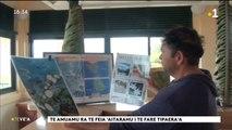 TH : Désappointement des prestataires touristiques de la gare maritime d'Uturoa