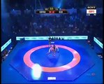 PWL 3 Day 4_ Sumit Vs Hitendra at Pro Wrestling league 2018 _ Highlights