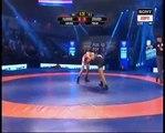 PWL 3 Day 8_ Vladimir Khinchegashvili Vs Utkarsh Kale at Pro Wrestling League
