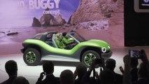 Volkswagen I.D Buggy Concept at the 2019 Geneva Motor Show