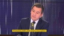"""Gérald Darmanin, invité du 8h30 """"Dély-Fauvelle"""""""
