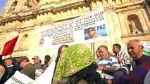 Colombians protest President Ivan Duque's latest attempt to sink war crimes tribunal