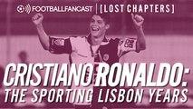 Watch: Cristiano Ronaldo's Sporting Lisbon years