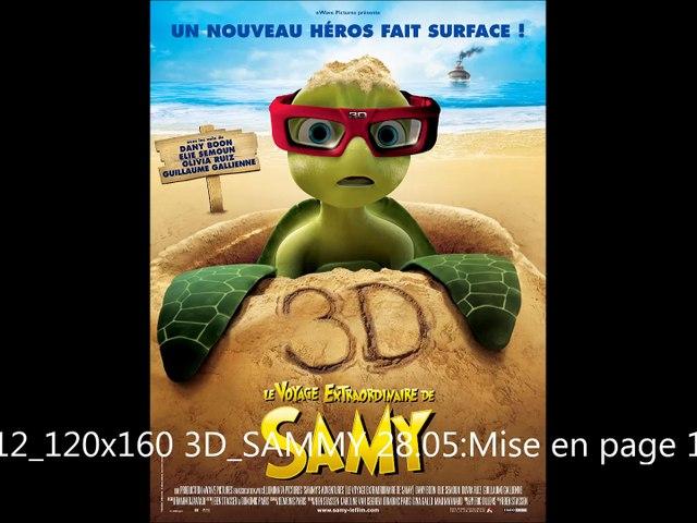 SAMY'S ADVENTURES OST - Exploring The Sea RAMIN DJAWADI