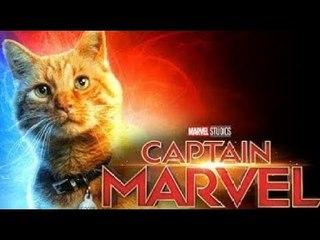 CAPTAIN MARVEL (FIRST LOOK - Post Credit Scene Footage LEAKED) 2019 Superhero Movie HD