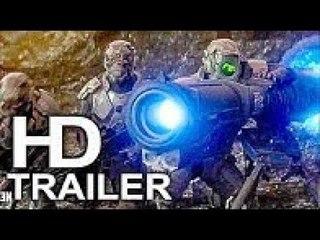 LOVE DEATH + ROBOTS(FIRST LOOK -  Trailer @2 NEW) 2019 David Fincher, Tim Miller Netflix Series HD