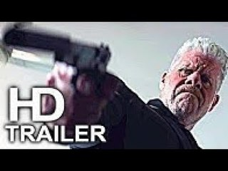 HITMAN REDEMPTION (FIRST LOOK - Trailer #1 NEW) 2019 Ron Perlman Action Movie HD