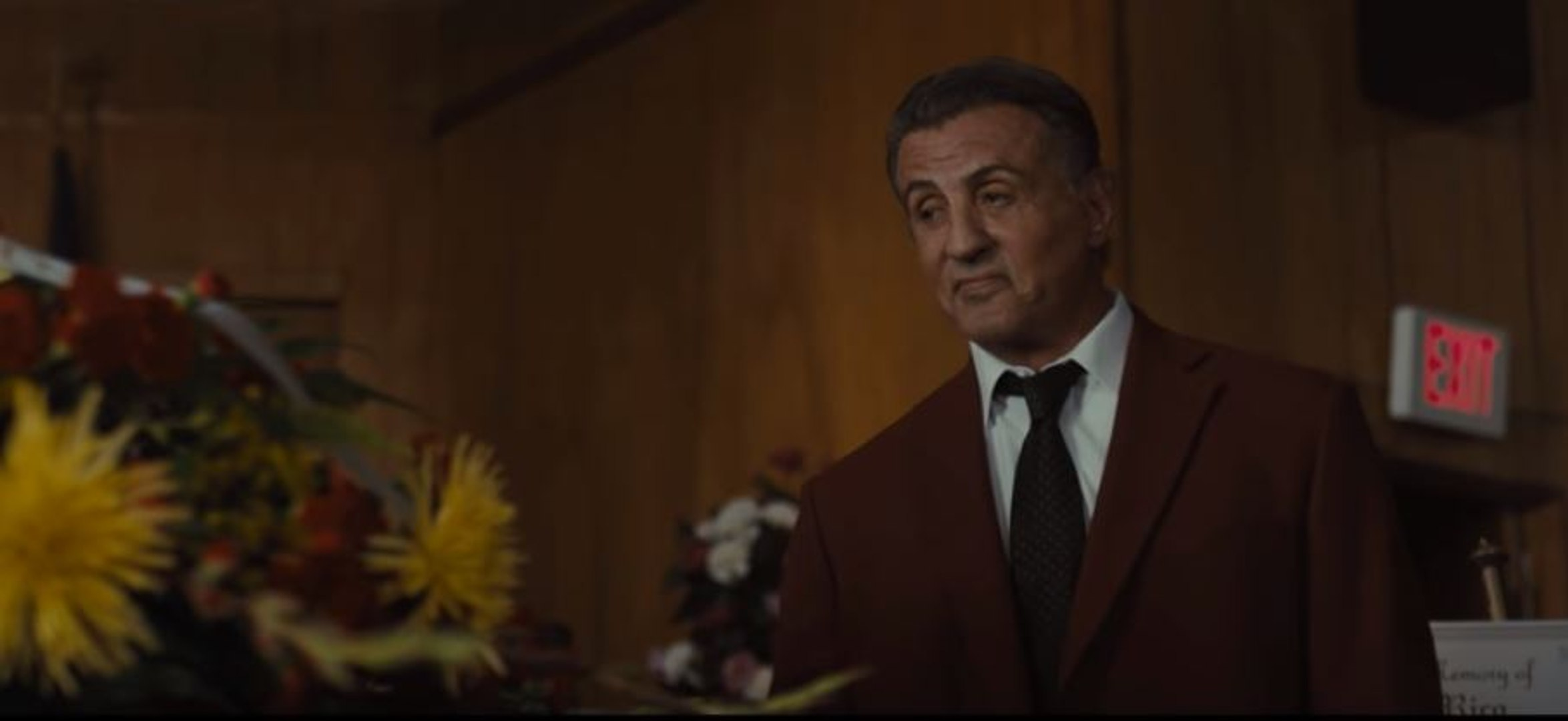 CREED II Rocky's eulogy RIP spider rico - Sylvester Stallone deleted scene