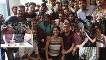 Aamir Khan Celebrates Birthday With Wife Kiran Rao & Media;Watch Video   Boldsky