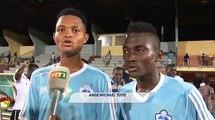 Football : Les réactions après match  sewe vs efym