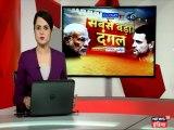 दिल्ली में आप-कांग्रेस गठबंधन पर हो रहे सर्वे से शीला दीक्षित नाराज