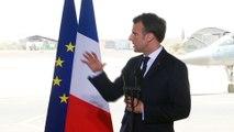 Allocution devant les Forces françaises stationnées à Djibouti