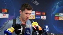 Robert Lewandowski critique le manque d'ambition offensive du Bayern Munich