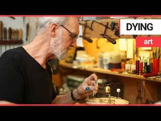 Dozens of ancient British crafts in serious danger of vanishing forever | SWNS TV