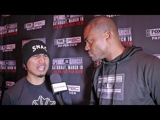 Mikey Garcia: I Will NEVER Be FORGOTTEN After Saturday Night!