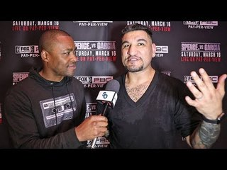 CHRIS ARREOLA: Gets REAL on FAILURES but If Lose I RETIRE!