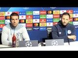 Dominico Tedesco & Matija Nastasic Full Pre-Match Press Conference - Manchester City v Schalke