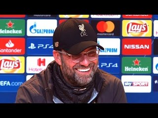 Bayern Munich 1-3 Liverpool (Agg 1-3) - Jurgen Klopp Post Match Press Conference - Champions League