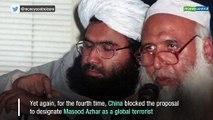 #BoycottChineseProducts trends on Twitter as China blocks UN move to list Masood Azhar global terrorist