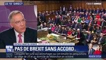 Brexit: les députés britanniques excluent de quitter l'UE sans accord