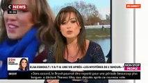 Morandini Live - La comédienne Elsa Esnoult révèle pourquoi elle ne parle jamais de sa vie privée dans les médias - VIDEO