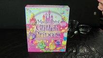 Paillettes princesse de plâtre aimants de réfrigérateur de moulage et peinture kit d'artisanat pour les enfants