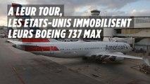 A leur tour, les Etats-Unis clouent au sol les Boeing 737 MAX 8 et 9