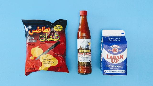 Local Faves 4 Ways | Chips Oman