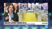 Salon Livre Paris 2019