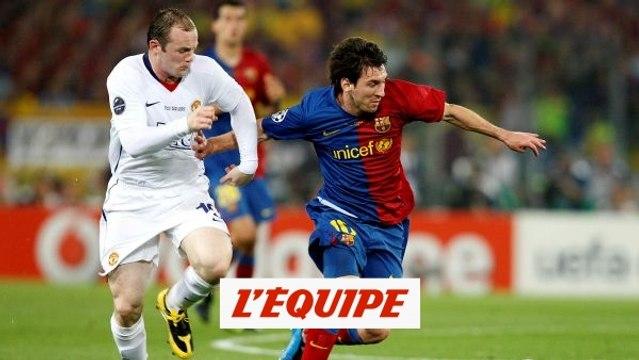 Man. U - Barcelone, comme on se retrouve - Foot - C1