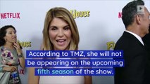 Lori Loughlin Fired From 'Fuller House' Amid College Bribe Scandal